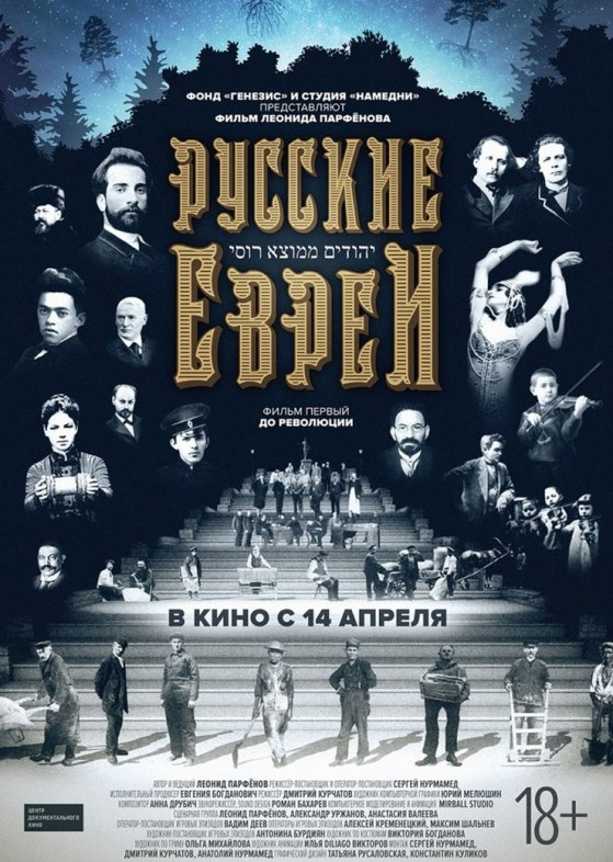Russian Jews. Film 1. Before the Revolution with english subtitles