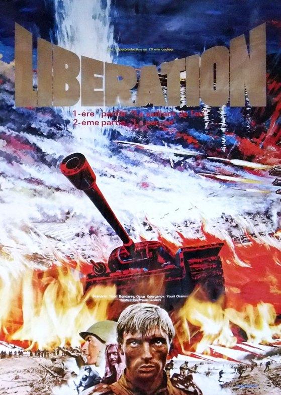 Liberation. Film II: Breakthrough with english subtitles