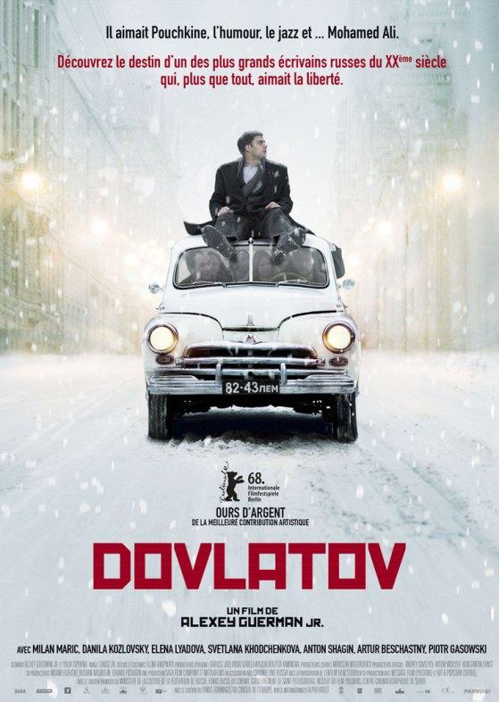 Dovlatov with english subtitles