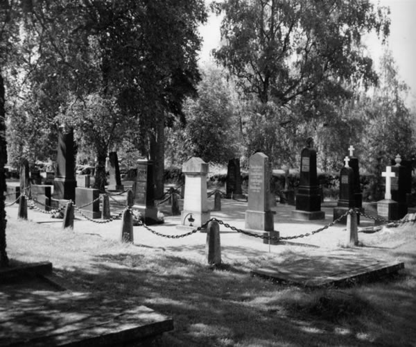 12 Raahen hautausmaa