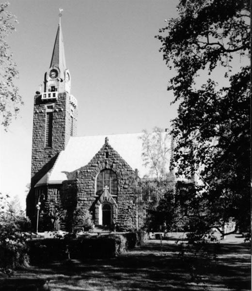 13 Raahen kirkko