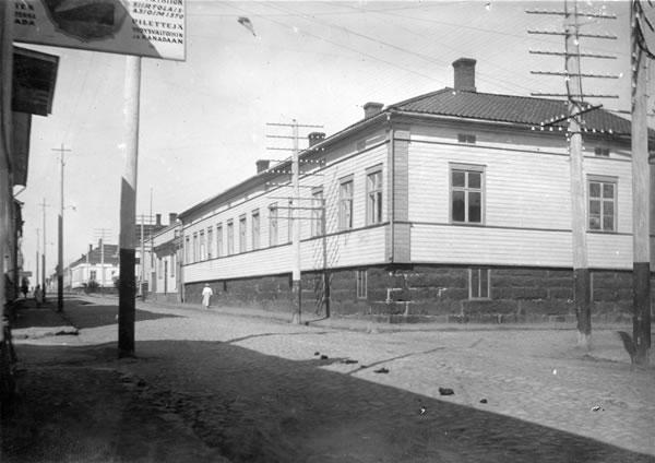 Konsulinna Soveliuksen talo