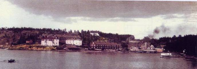Skinnarvikin lasitehdas 1875 - 1934