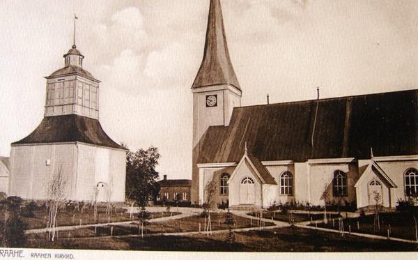 6 Raahen vanha kirkko