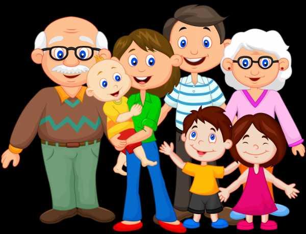 Картинка для детей семья за столом – Картинки для детей ...