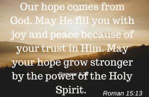Hope in Love's God