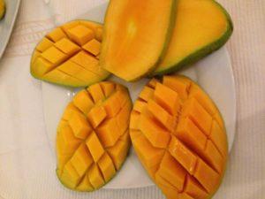 マンゴーの種類と特徴キーツ種果肉