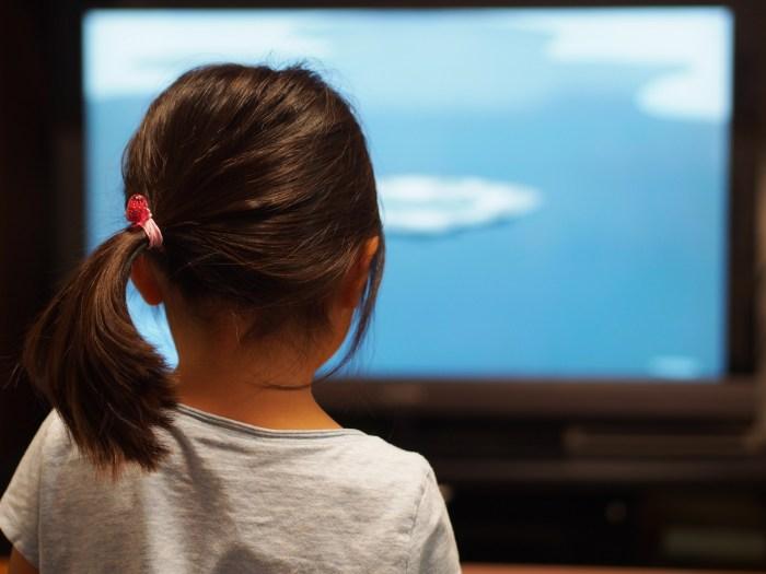 子供のテレビ視聴時間制限