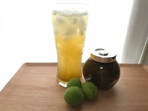 梅ジャムの作り方簡単ジュース