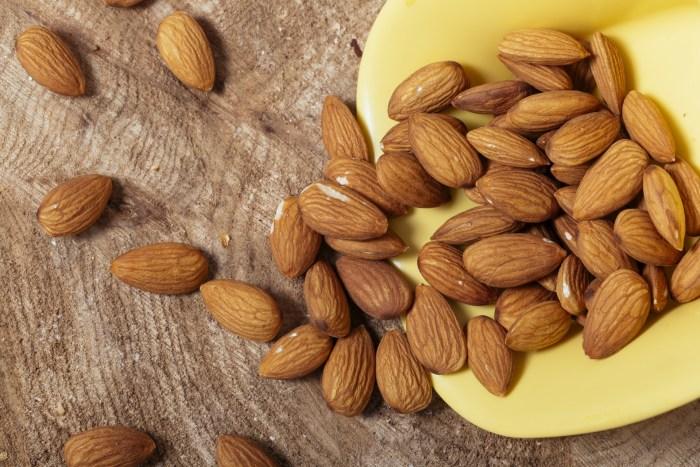アーモンドの効果と効能妊活とダイエット