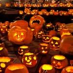 ハロウィンのかぼちゃランタンの怖い話