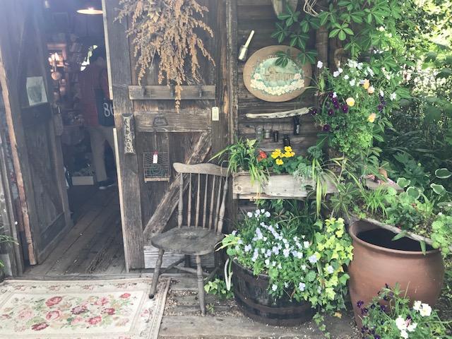 日本版ターシャの庭岐阜の入り口4
