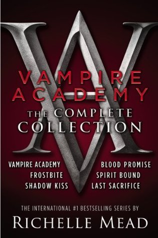 REVIEW: The Vampire Academy Series by Richelle Mead