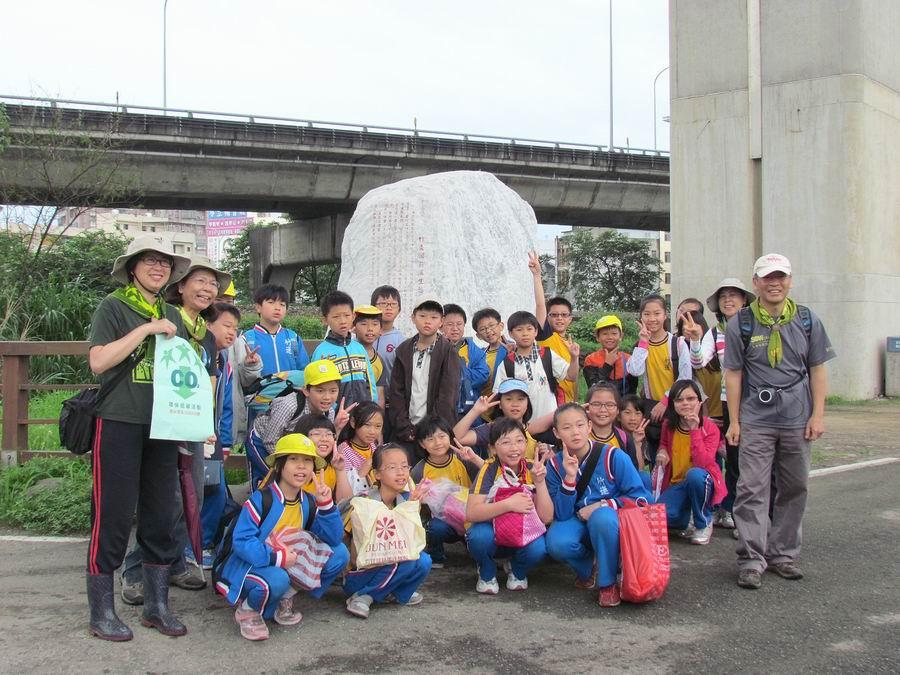 竹東頭前溪生態公園探索