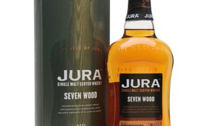 Fiche Dégustation Whisky : Jura – Seven Wood