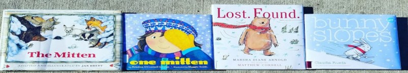 mitttens-and-snow-storytime-books