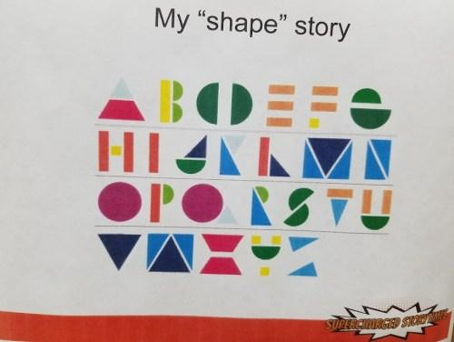 my-shape-story