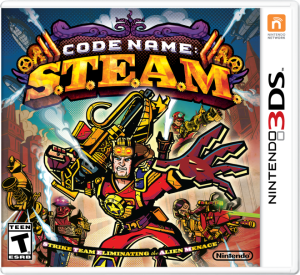 Code Name Steam Box Art