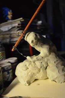 Guts Statue