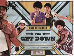 The Get Down Banner