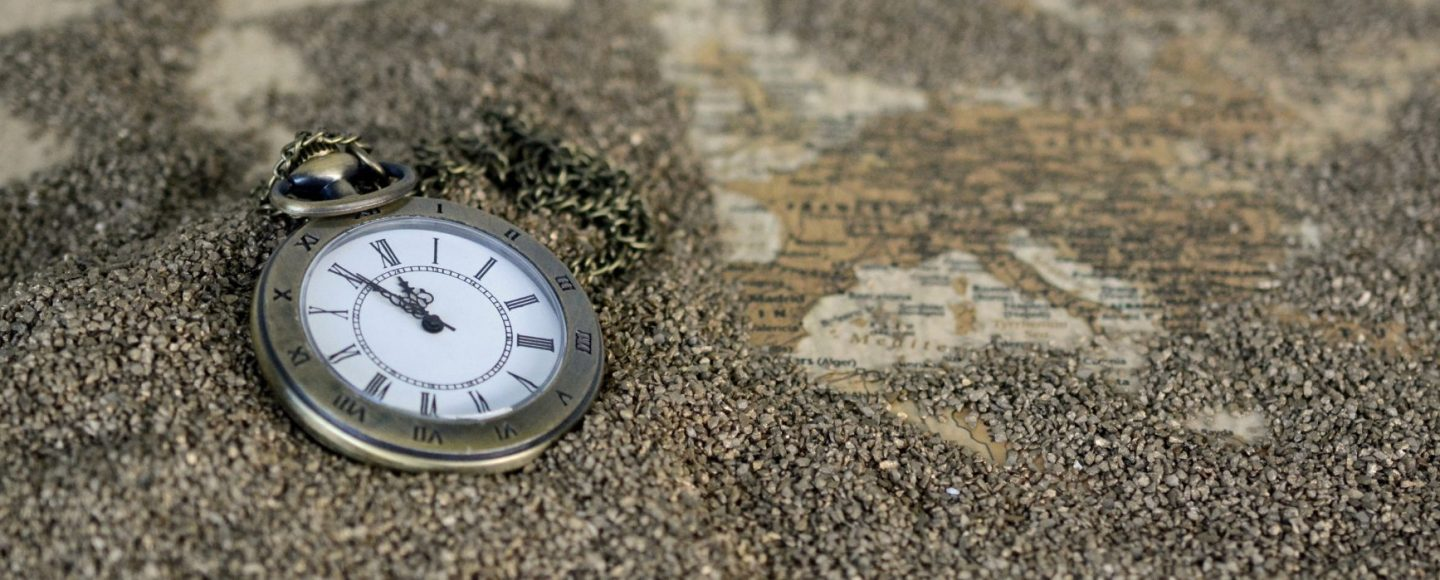 Time is an expression of our need to exercise control over our environment and over our lives.