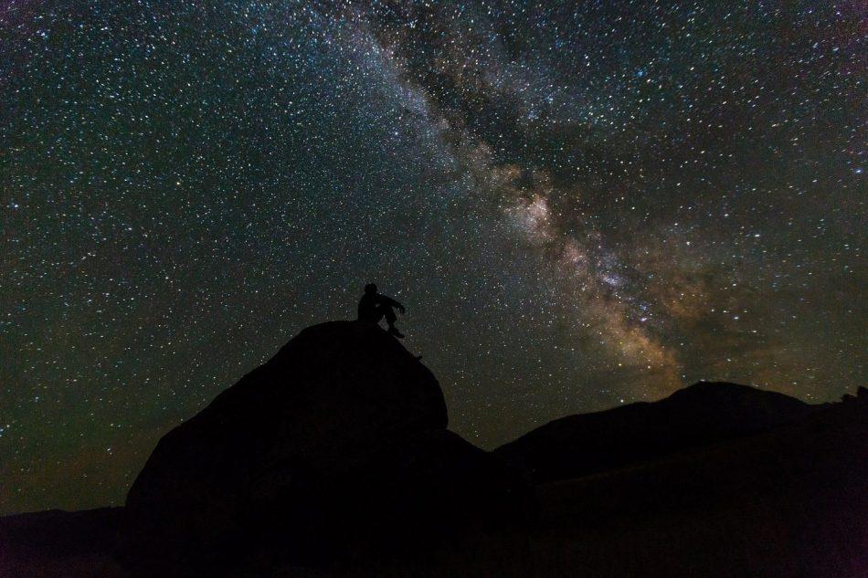 Kosmische Sicht der Dinge