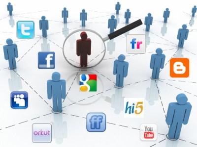 buscar redes sociales