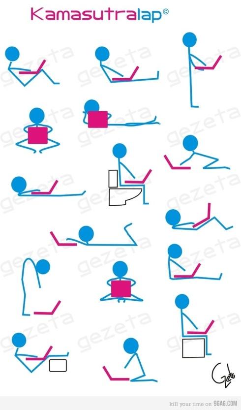 Kamasutralap posiciones laptop