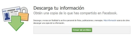 descargar info captura