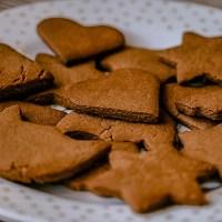 Finse vegan speculaas koekjes (Piparkakku)
