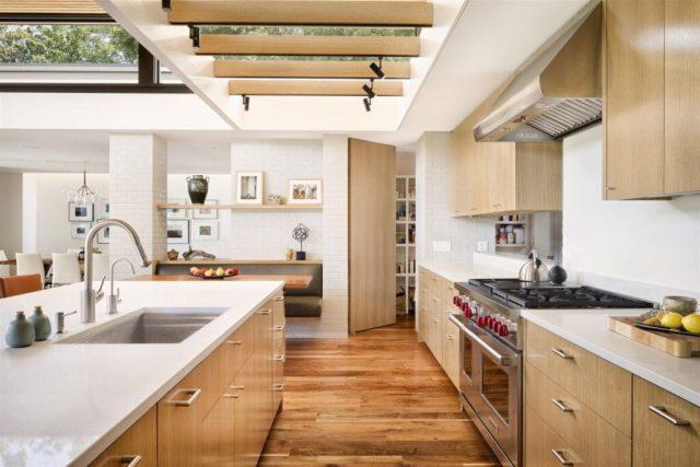 Diseño de cocinas modernas y funcionales