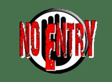 no-entry-489370_1920