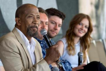 "Muere con 59 años Reg E. Cathey, actor de ""House of Cards"" y ""The Wire"""