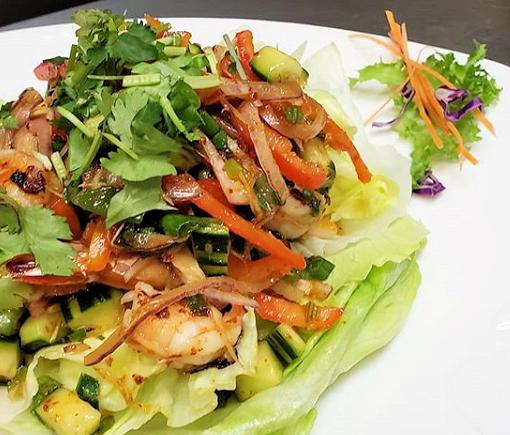Shrimp Salad in Delaware 2019