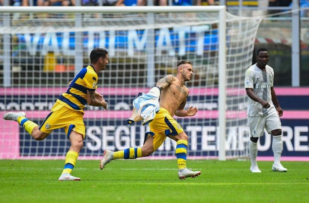 El Inter de Milán 0 – 1 Parma en cinco detalles