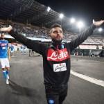 Lorenzo Insigne en la mediapunta