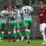 El AC Milan 1-2 Real Betis en cinco detalles