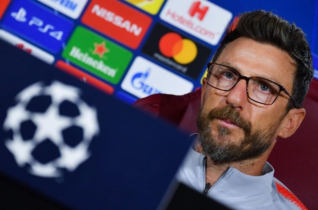 Previa Champions League | AS Roma – Viktoria Plzeň