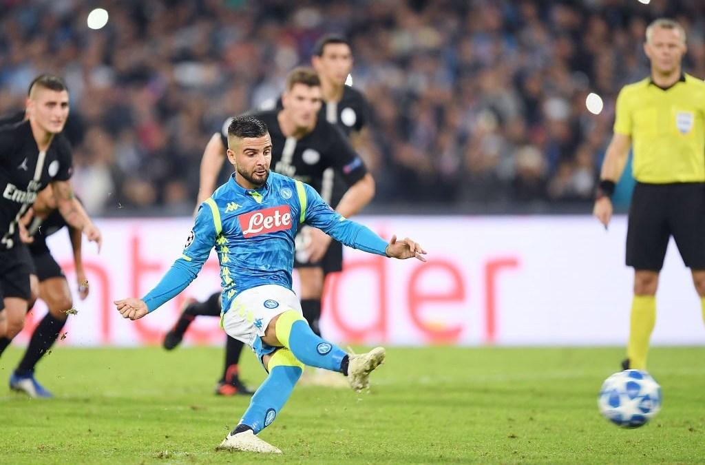 El Napoli 1-1 PSG en cinco detalles