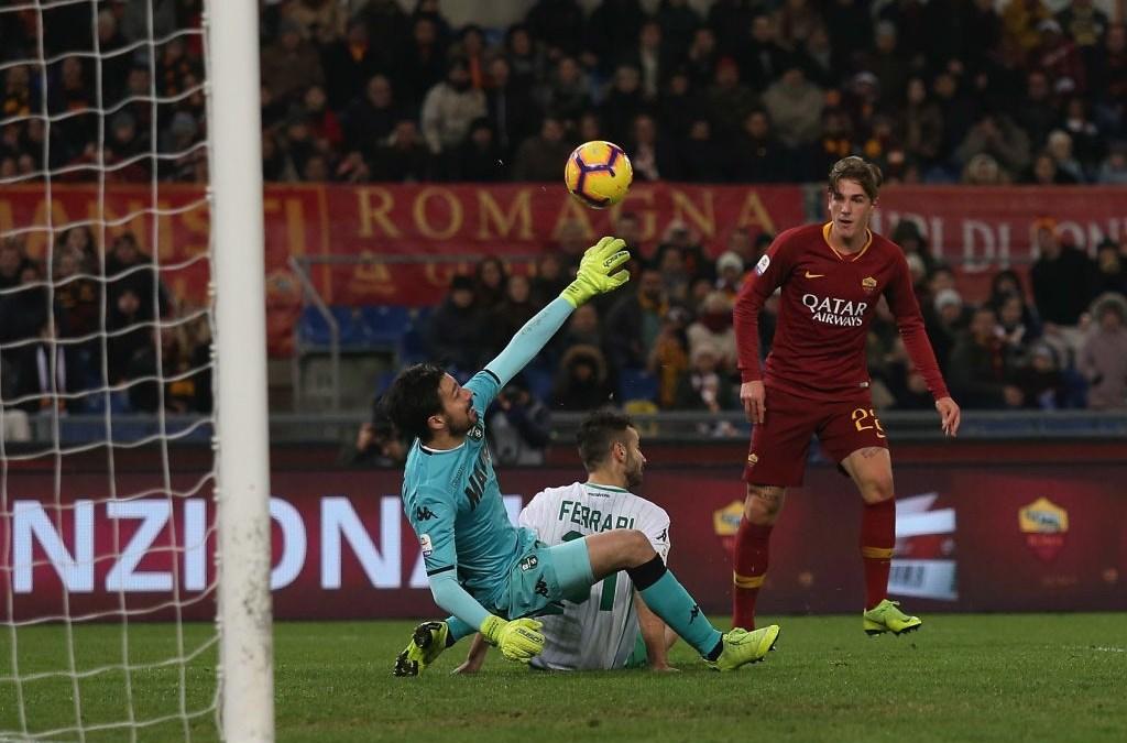 El Roma 3-1 Sassuolo en cinco detalles