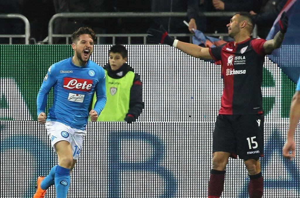 Previa Serie A | Cagliari vs Napoli