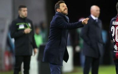 El Cagliari 2-2 Roma en cinco detalles