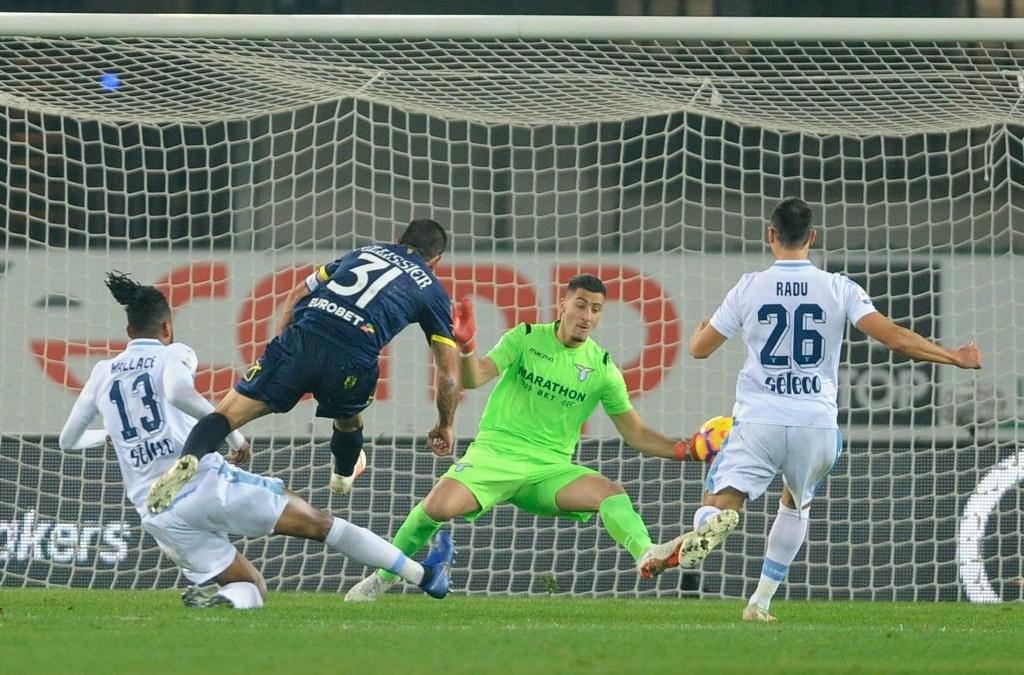 El Chievo Verona 1-1 Lazio en cinco detalles