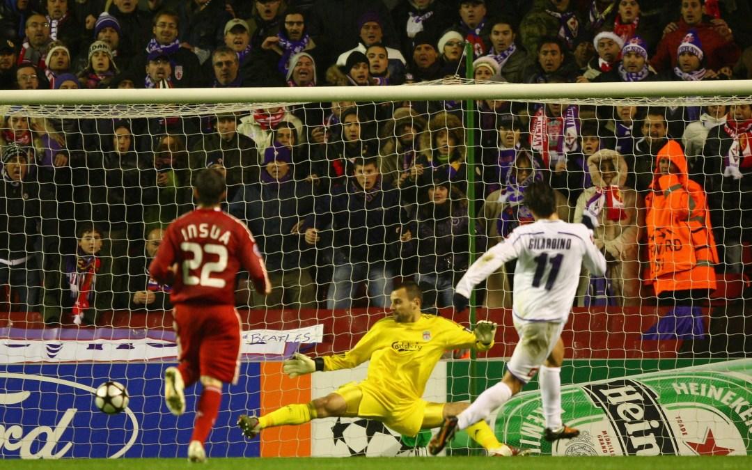 La Fiorentina y un triunfo de bandera en Anfield