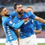 El Napoli 1-0 SPAL en cinco detalles