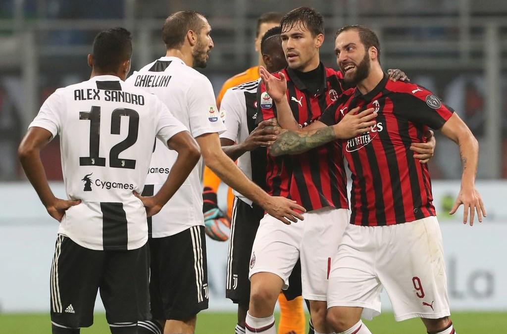 Previa Supercoppa | Juventus vs Milan