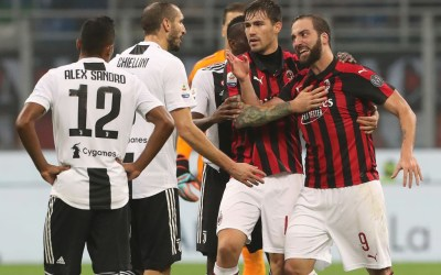 Previa Supercoppa   Juventus vs Milan