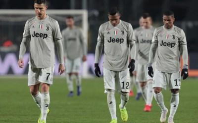 El Atalanta 3-0 Juventus en cinco detalles