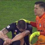 Leonardo Bonucci, seria duda para la ida ante el Atlético de Madrid