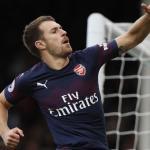 El Arsenal pide 20 millones para dejar ir en enero a Ramsey